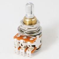 Noble 250k Blend Potentiometer A/C Taper 6mm Solid Shaft