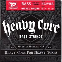 Dunlop Heavy Core NPS 4 String Heavier (55 - 75 - 95 - 115) Long Scale