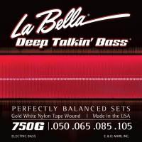 Labella Gold White Nylon Tapewound