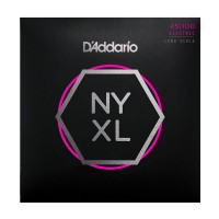 Daddario NYXL45100 4 String Regular Light (45 - 65 - 80 - 100) Long Scale