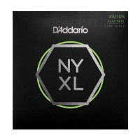 Daddario NYXL45105 4 String Light Top/Medium Bottom (45 - 65 - 85 - 105) Long Scale