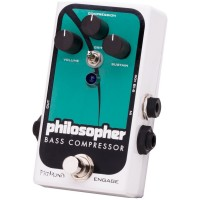 Pigtronix Bass Philospher Compressor