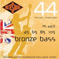 RotoSound RS44LD Bronze Bass 44 4 String Standard (45 - 65 - 85 - 105) Long Scale