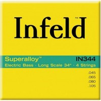 Thomastik-Infeld Superalloy Bass Strings