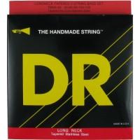 DR TMH5-45 Long Necks 5 String Medium (45 - 65 - 85 - 105 - 125) Long Scale
