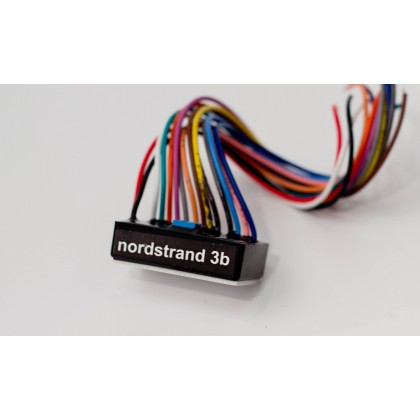 Nordstrand 3B Module (board and pots). Unwired