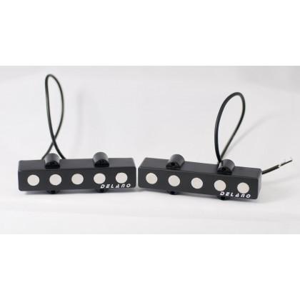 Delano JMVC5 FE/S 5 String Jazz Bass Pickup Set