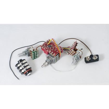 Glockenklang V A/P, BL, T/B