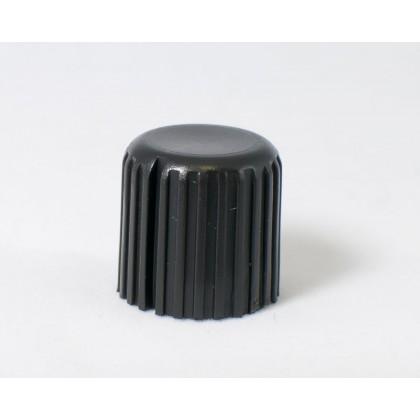 EMG single plastic fluted beveled knob