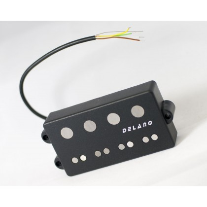 Delano MC4 JAY-RAY 4 - 4 String Bass Pickup