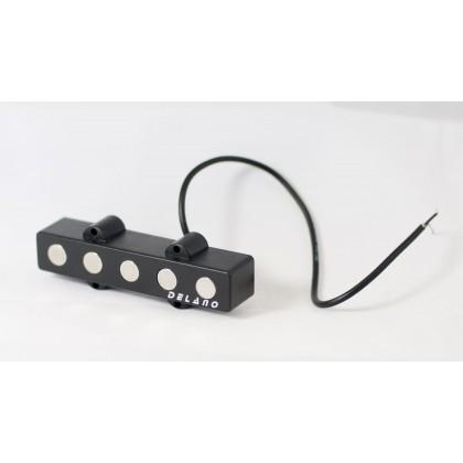 Delano JMVC5 FE 5 String Jazz Bass Pickup Bridge Only