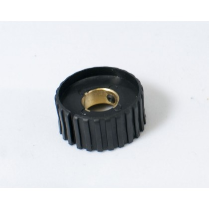 EMG fluted stacked concentric knob lower