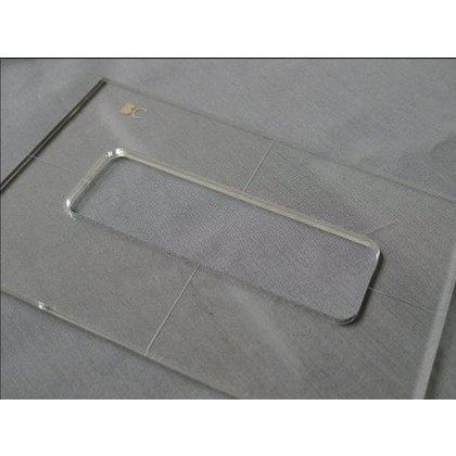 Acrylic Pickup Routing Template BC