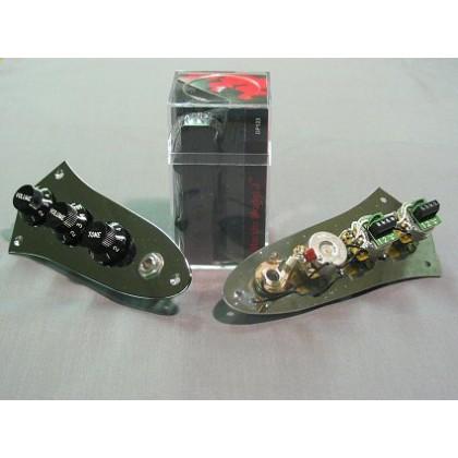 DiMarzio DP123CR w/Control Plate Creme
