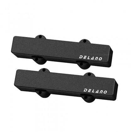 Delano JC5 HE/AS 5 String Jazz Bass Pickup Set (Amer. Std. Sizing)
