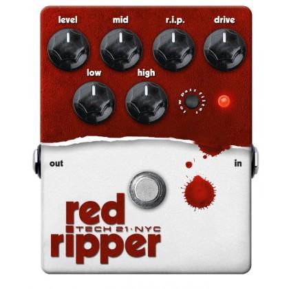 Tech 21 - Red Ripper