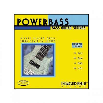 Thomastik-Infeld -  PowerBass 4 String Set EB344