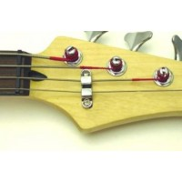Two String Retainer - Chrome
