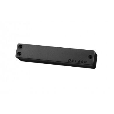 Delano JSBC4 HE 4 String Skinny Soapbar Size Split Coil Bridge Pickup