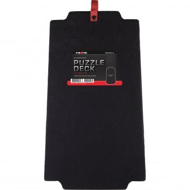 Krane Main Carpeted Puzzle Deck for Krane AMG 500 cart