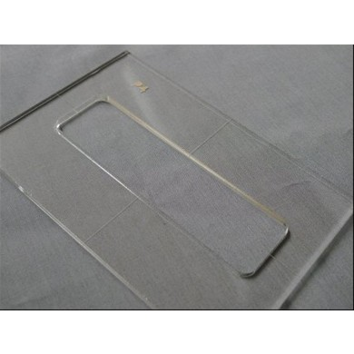 """Nordstrand 3/16"""" Thick Acrylic P4 Size Template"""