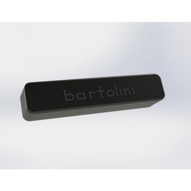Bartolini X44J1-T 4 String X4 Size Deep Tone Split Coil Bridge Pickup