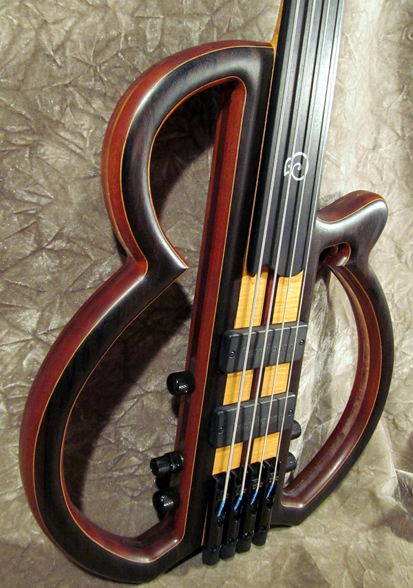 Bass Of The Week Barton Basses Bb4h Led Ebass