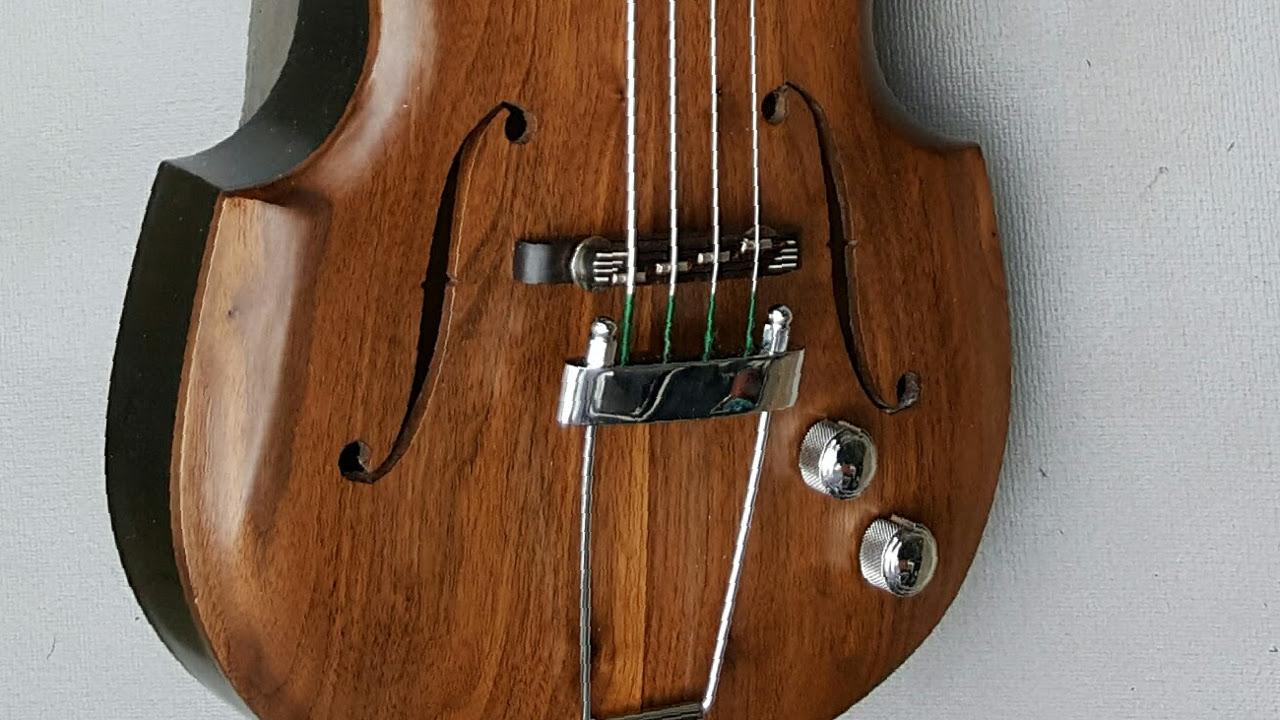 Hofner Violin Bass Wiring Diagram
