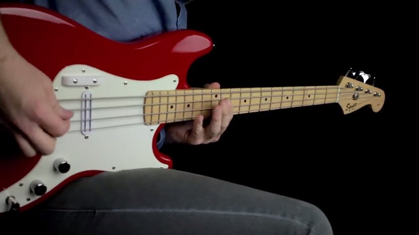 You D Be Surprised How Good A Squier Bronco Bass Can Sound