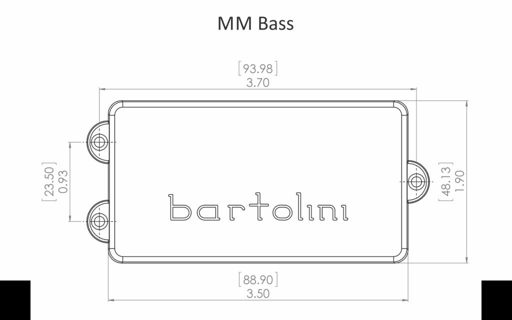 Substituição de Escudo Music Man ( Tagima  TBM 5)  MMbass_diag