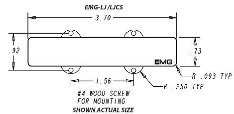 EMG Victor Wooten 4String XSeries P/J Pickup Set - Best B Gear on emg humbucker wiring diagram, emg zakk wylde wiring diagram, emg les paul wiring diagram, emg p bass wiring diagram, emg pickups wiring diagram,